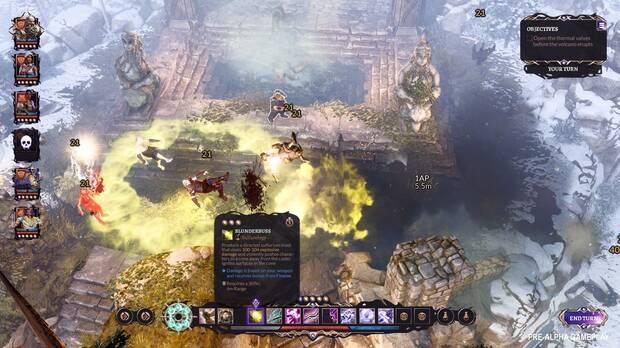 Divinity: Fallen Heroes Imagen 1