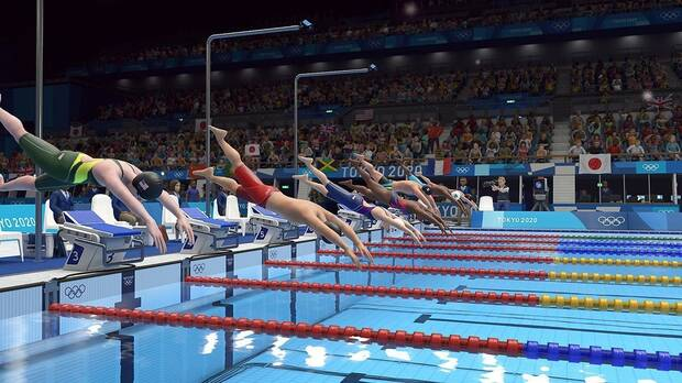 Tokyo 2020 Olympics: The Official Video Game Imagen 1