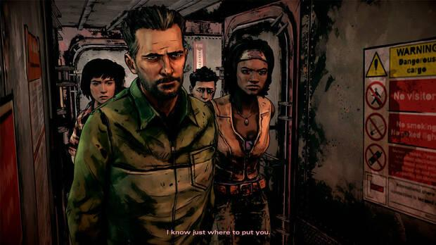 The Walking Dead: The Telltale Definitive Series Imagen 1