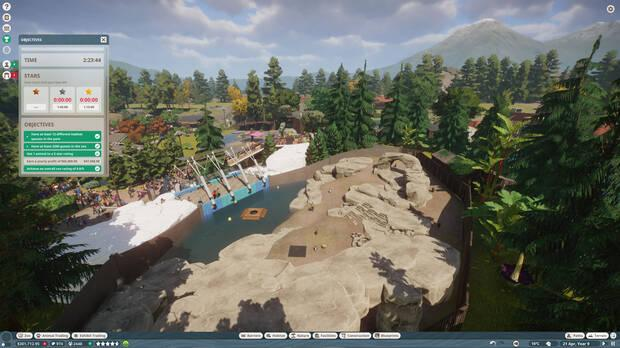Parc aquatique Planet Zoo