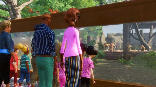 Planet Zoo receives Southeast Asia Animal pack and update