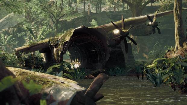 Hunting Ground es anunciado, un exclusivo para la PlayStation 4 — Predator