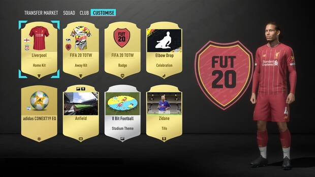 FIFA 20 Imagen 1