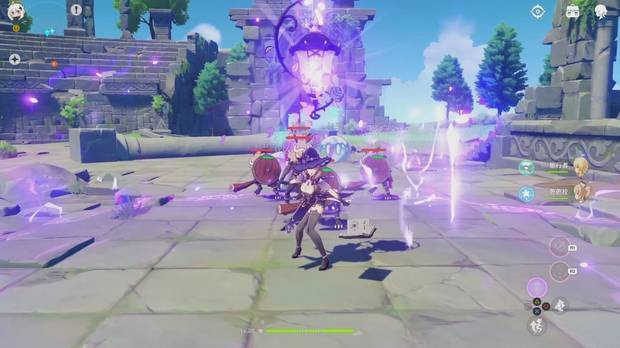 Genshin Impact Imagen 1