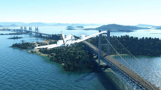 Microsoft Flight Simulator updates