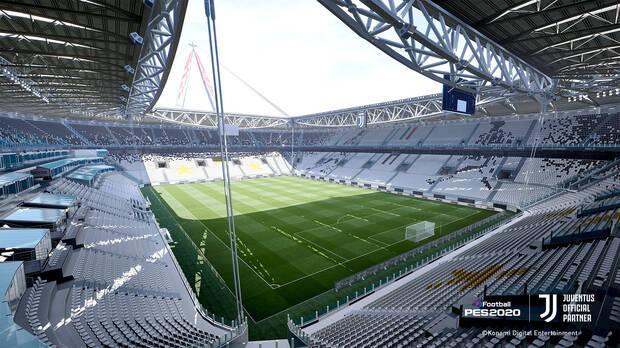 La Juventus se llamará Piemonte Calcio en FIFA 20 — Gol de PES
