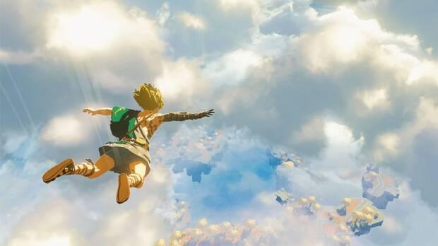 Captura de The Legend of Zelda: Breath of the Wild 2.