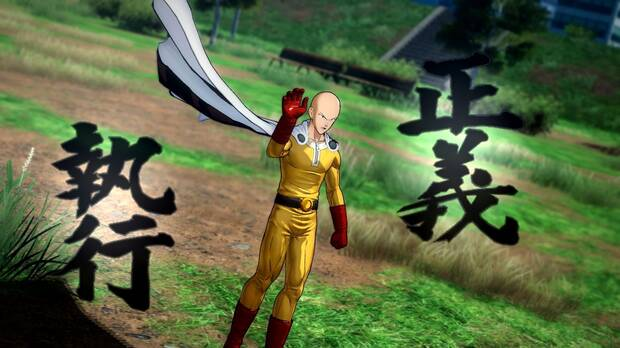 One Punch Man: A Hero Nobody Knows Imagen 1