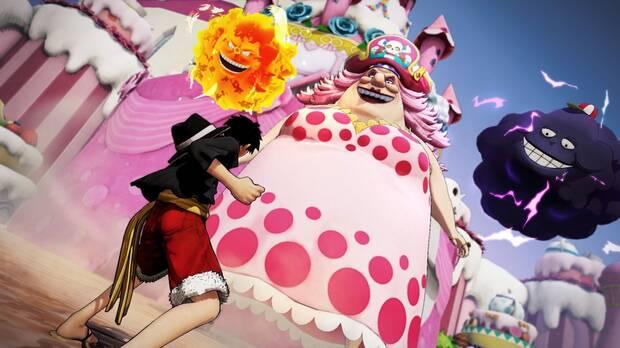 One Piece: Pirate Warriors 4 Imagen 1