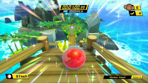 Super Monkey Ball: Banana Blitz HD Imagen 1