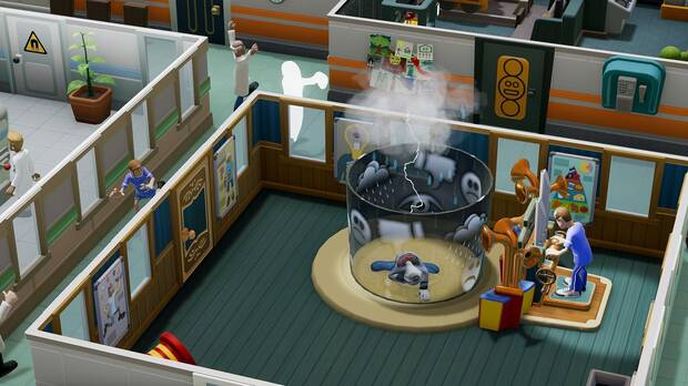 Two Point Hospital Imagen 1