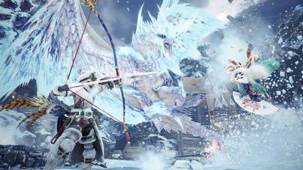 Monster Hunter World: Iceborne Imagen 1