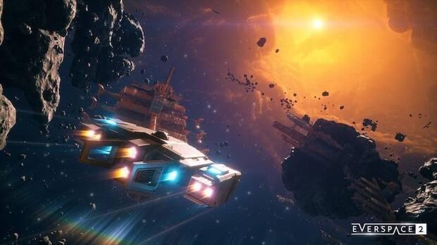 Captura de Everspace 2 en PC.