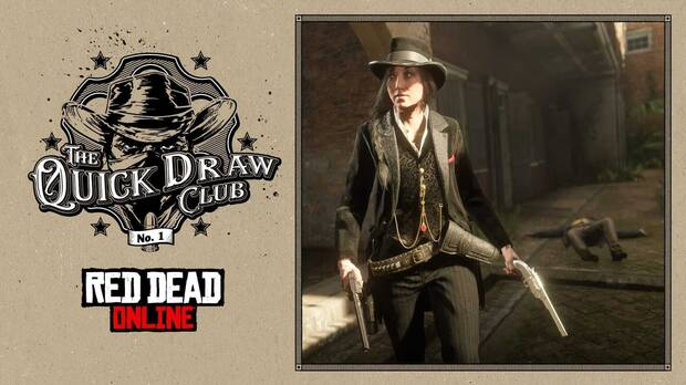 Quick Draw club pass 1 content
