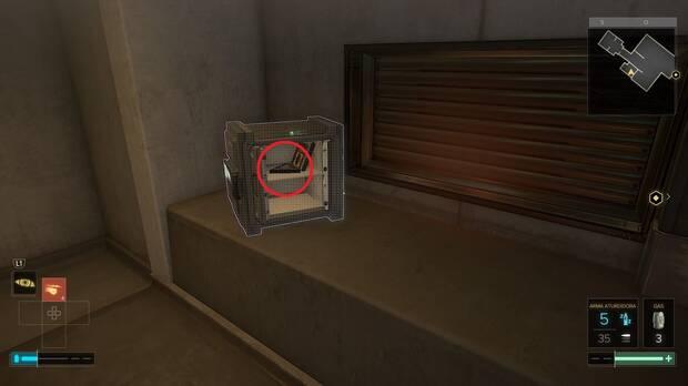 código triangular Misión 3 Deus Ex Mankind Divided
