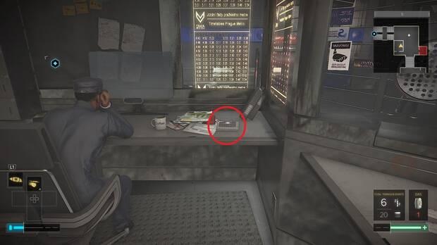 Software Breach Misión 4 Deus Ex: Mankind Divided