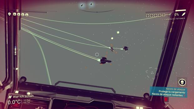 Piratas espaciales No Man's Sky