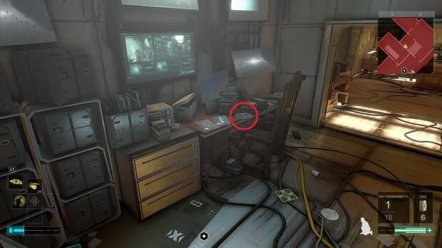 Software Breach 3 Misión 7 Deus Ex Mankind Divided