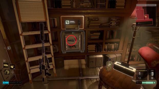 Código triángular 2 Misión 7 Deus Ex Mankind Divided