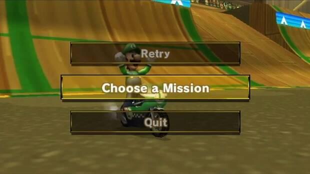 Mario Kart Wii iba a tener misiones, como en la entrega de Nintendo DS Imagen 2