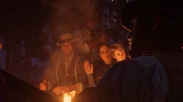 El último vídeo de Red Dead Redemption 2 confirmaría un rumor sobre la familia Marston Imagen 2