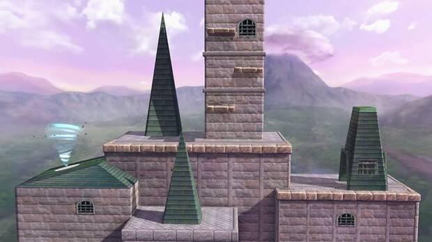 Las fases clásicas de Smash Bros Ultimate mantendrán el estilo gráfico de N64 Imagen 2