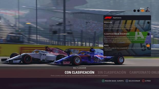 F1 2018 - Consejos - Superlicencia