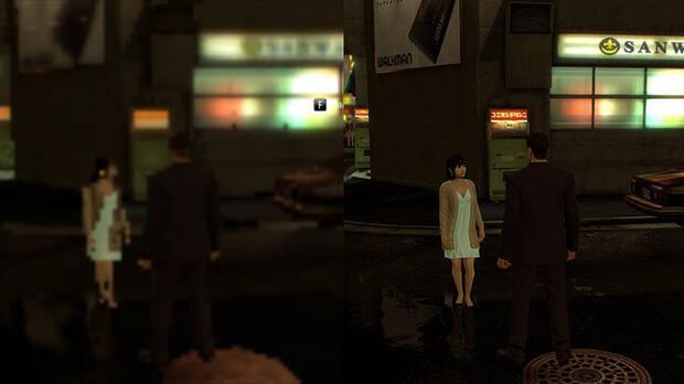 Yakuza 0 en PC con los gráficos al mínimo parece un videojuego 'pixel art' Imagen 2