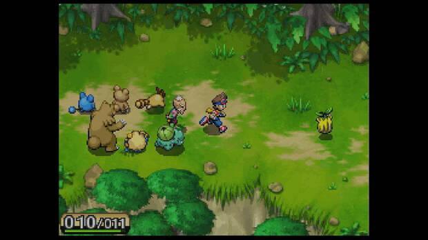 Verano de Pokémon: Pokémon Ranger: Trazos de Luz Imagen 3