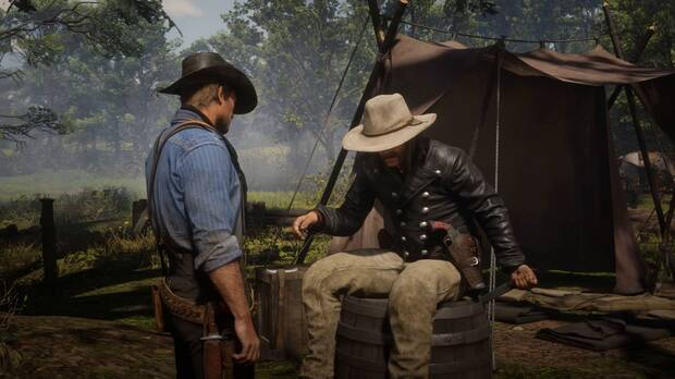 Primer gameplay de Red Dead Redemption 2 Imagen 2