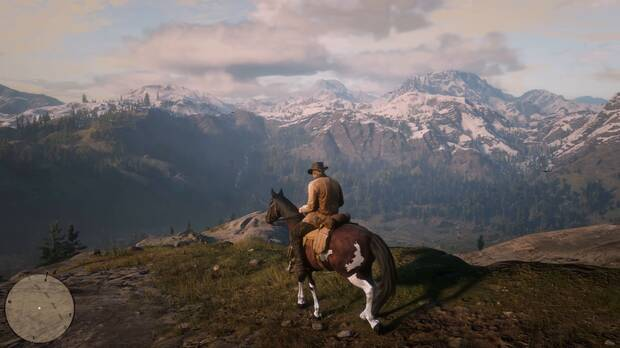 Primer gameplay de Red Dead Redemption 2 Imagen 4
