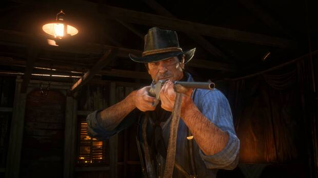 Primer gameplay de Red Dead Redemption 2 Imagen 5