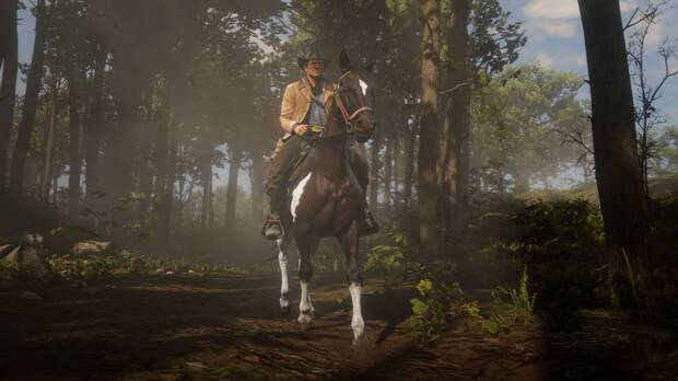 Primer gameplay de Red Dead Redemption 2 Imagen 6