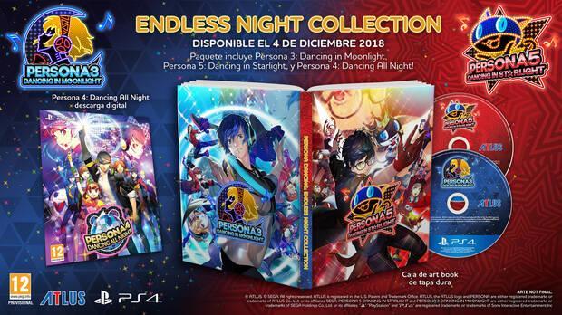 Persona Dancing: Endless Night Collection llegará el 4 de diciembre a PS4 Imagen 2
