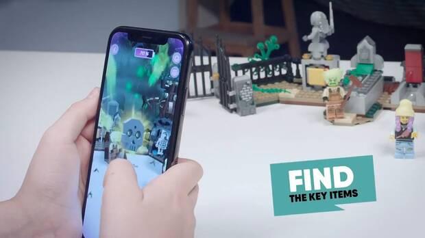 LEGO Hidden Side es la apuesta de LEGO por la realidad aumentada Imagen 2
