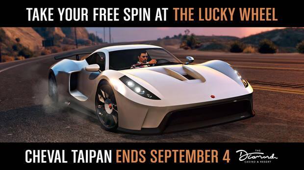 GTA Online: Nuevo coche Ocelot Locust Sports Car, recompensas y más Imagen 4
