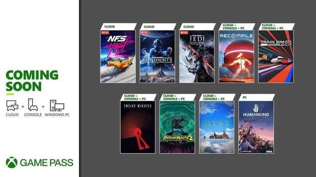 Novedades segunda quincena de agosto en Xbox Game Pass.