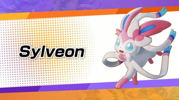 Sylveon, uno de los nuevos Pok