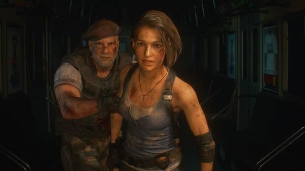 Resident Evil 3 Remake Imagen 4