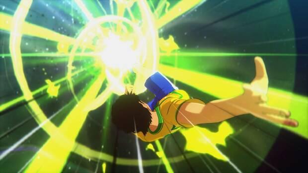 Captain Tsubasa y sus espectaculares partidos de rebaja en PSN