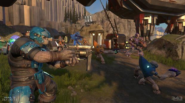 Halo Infinite lanzamiento en 2021 con Xbox Series X|S a la venta
