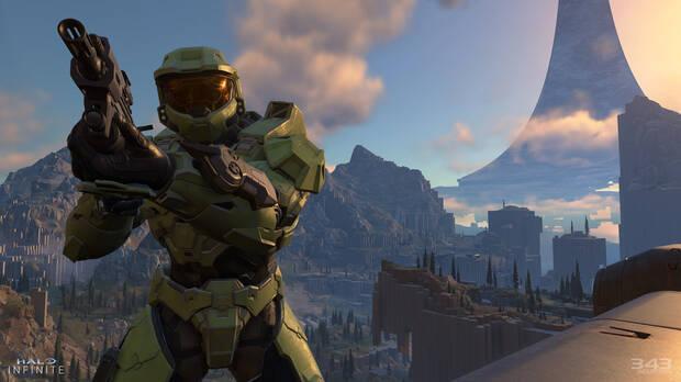 Halo Infinite au printemps 2021