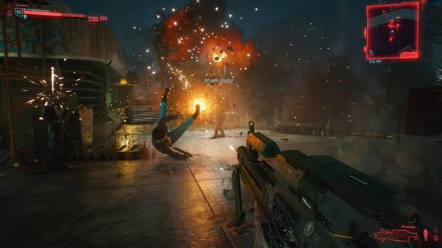 Cyberpunk 2077 modos multijugador fecha lanzamiento