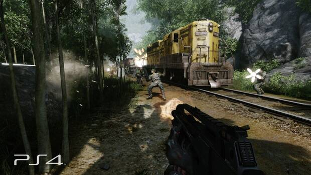 Crysis Remastered de Crytek