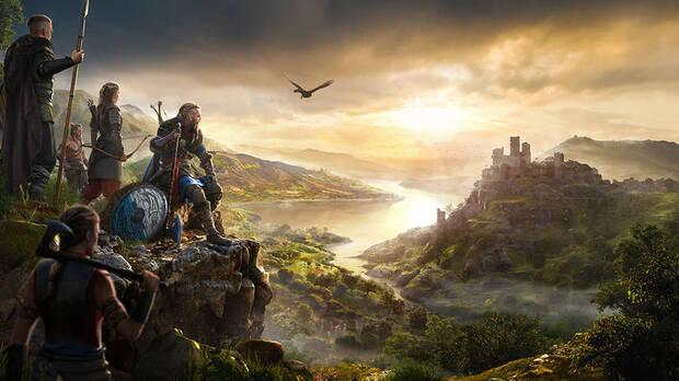 Imagen de Assassin's Creed Valhalla.