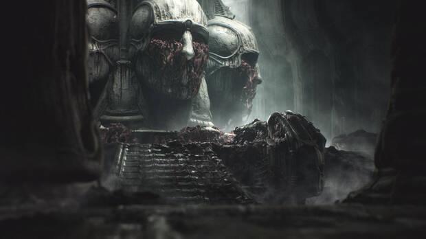 Captura de Scorn para Xbox y PC.