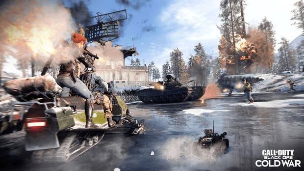 CoD Black Ops Cold War: Treyarch habla sobre equilibrio entre plataformas, audio 3D y m