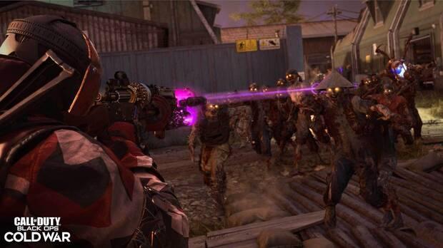 CoD Black Ops Cold War secretos modo zombis