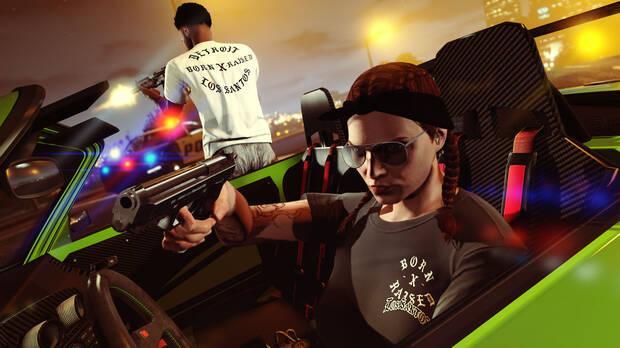 Nueva ropa urbana para GTA Online