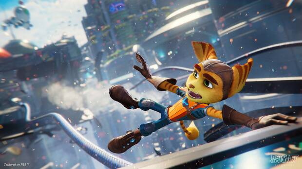 Ratchet & Clank: Una Dimensi